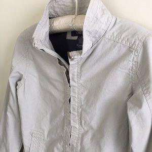 Cherokee Lightweight Jacket in Stone -Like new.